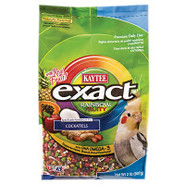 KAYTEE exact Rainbow Fruity Cockatiel Food