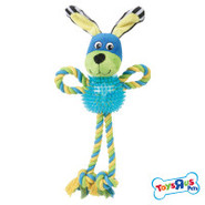 Toys R Us Pets Spiky Ball Body w/Rope Arms &amp; Legs