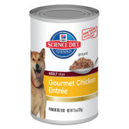 Science Diet Adult Canned Dog Food