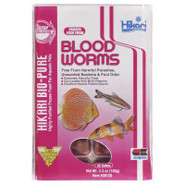 Hikari Bio-Pure&reg Bloodworms for Tropical Fish