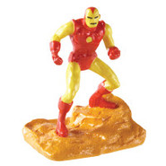 Top Fin&amp;reg Marvel Iron Man Aquarium Ornament