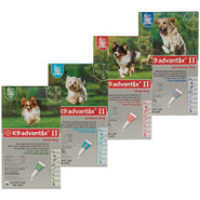 K9 Advantix II For Dogs - 6 Pack