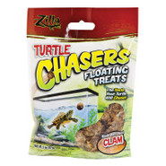Zilla Turtle Chasers Floating Treats with Real Cla