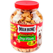 Milk-Bone Original Dog Treats with Real Marrow