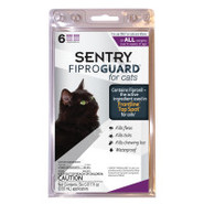 SENTRY FiproGuard Flea & Tick Squeeze-On Treatment