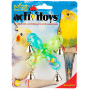 Insight Activitoys Quad-Pod Toy for Small Birds