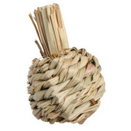 Super Pet Natural Woven Apple Toy for Small Animal