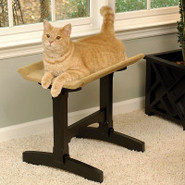 Mr. Herzher&#39;s Single Seat Wooden Cat Furniture