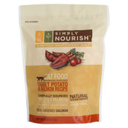 Simply Nourish Limited Ingredient Salmon &amp; Sweet P