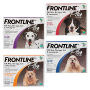FRONTLINE Plus for Dogs - 6pk