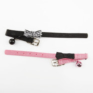 Whisker City Adjustable Bow Saftey Cat &amp; Kitten Co