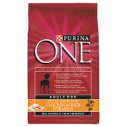 Purina ONE Chicken & Rice Dog Food