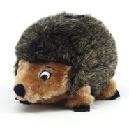 Plush Puppies Hedgehog Dog Toy