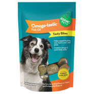 GNC Pets Omega-tastic Fish Oil Tasty Bites Treats
