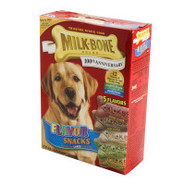Milk-Bone Flavor Snacks Large Dog Biscuits