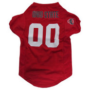 Ohio State Buckeyes Premium Pet Football Jersey