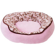 Whisker City Oval Pet Bed