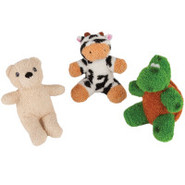 ToyShoppe Small Plush Animal Dog Toys