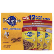 Pedigree Little Champions Pouched Dog Food