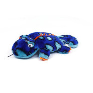 Plush Puppies Invincible Gecko Dog Toy