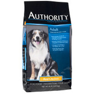 Authority Adult Chicken Dog Food