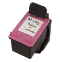 HP 61XL/ CH564WN Color Ink Cartridge (Remanufactur