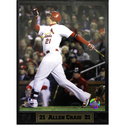 St. Louis Cardinals Allen Craig  9x12 Photo Plaque