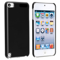 Black Snap-on Case for Apple?? iPod touch Generati