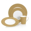 Mikasa Color Studio Khaki 4-piece Place Setting
