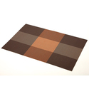 Tuscan Orange Brown Placemats (Set of 6)