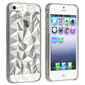 Clear Diamond Cut Snap-on Case for Apple?? iPhone 