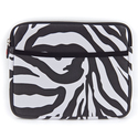 Apple iPad 2nd and 3rd Gen Zebra Print Carrying Ca