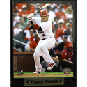 Yadier Molina St. Louis Cardinals 9x12-inch Photo