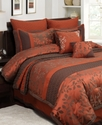 Venita 12 Piece King Comforter Set Bedding