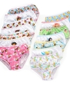 Kids Underwear, Girls and Little Girl 7-Pack Fairi