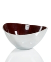 Serveware, Organic Red Salad Bowl
