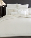 Donna Karan Bedding, Modern Classics White Gold 18
