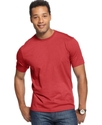 Big and Tall Shirt, Short Sleeve Crew Neck T-Shirt