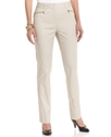 Petite Pants, Straight-Leg Trousers