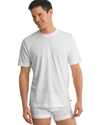 Men's Underwear, Staycool Big Man Crew Neck T Shir