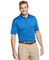 Golf Shirt, Energy 3-Color Stripe Polo