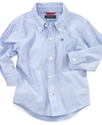 Baby Shirt, Baby Boys Collared Shirt