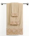 Avanti Bath Towels, Mademoiselle 11   x 18   Finge