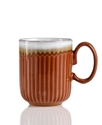 Mug, Fluted Fire