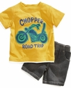 Kids Set, Little Boys 2-Piece T-Shirt and Jeans Se