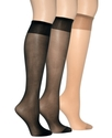 Plus Size Hosiery, Day Sheer Knee Highs