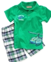 Kids Sets, Little Boys 2-Piece Polo and Shorts Set