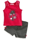 Baby Set, Baby Girls 2-Piece Top and Shorts