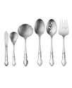 Flatware 18/10, Dover 6 Piece Hostess Set