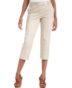 Pants, Straight-Leg Cropped Slim It Up Capri